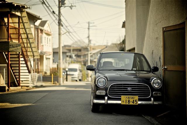 Car vintage auto, transportation traffic.