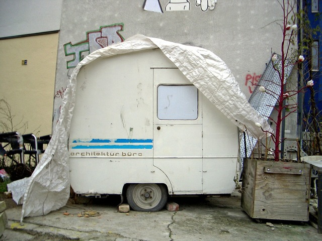 Caravan berlin prenzlauerberg, architecture buildings.