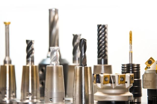 Carbide drill bit drill milling, industry craft.