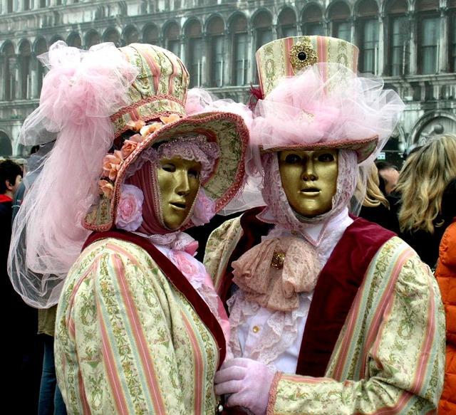 Carnival venice mask, beauty fashion.