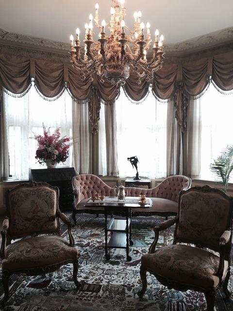 Casa loma toronto elegant design.