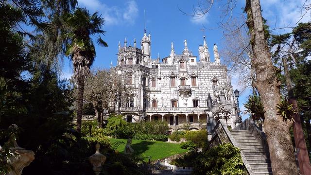 Castle architecture building, architecture buildings.