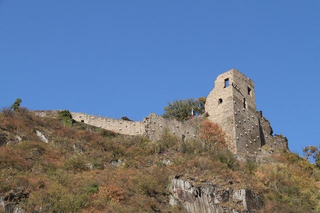 Castle are altenahr ruin, architecture buildings.