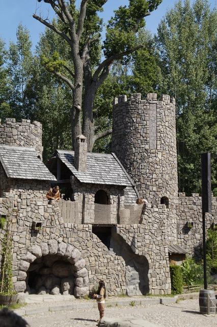 Castle astrid lindgren's world vimmerby.