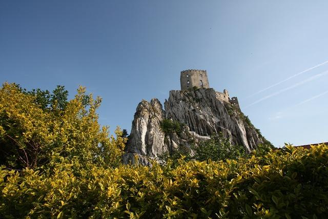 Castle beckov strength.