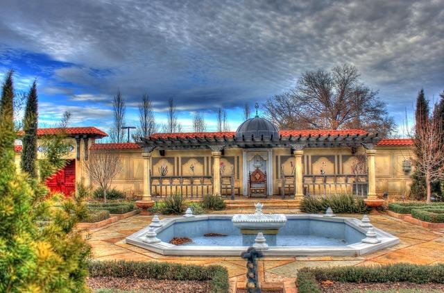 Castle botanical garden missouri.
