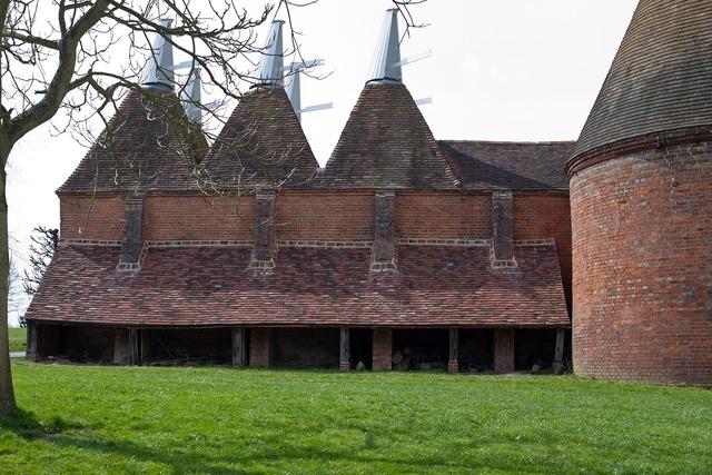 Castle building sissinghurst, architecture buildings.