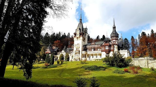 Castle castel park.