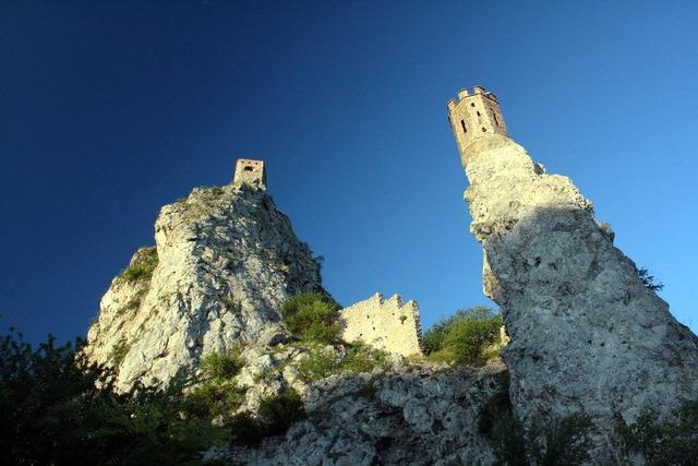Castle devin bratislava.