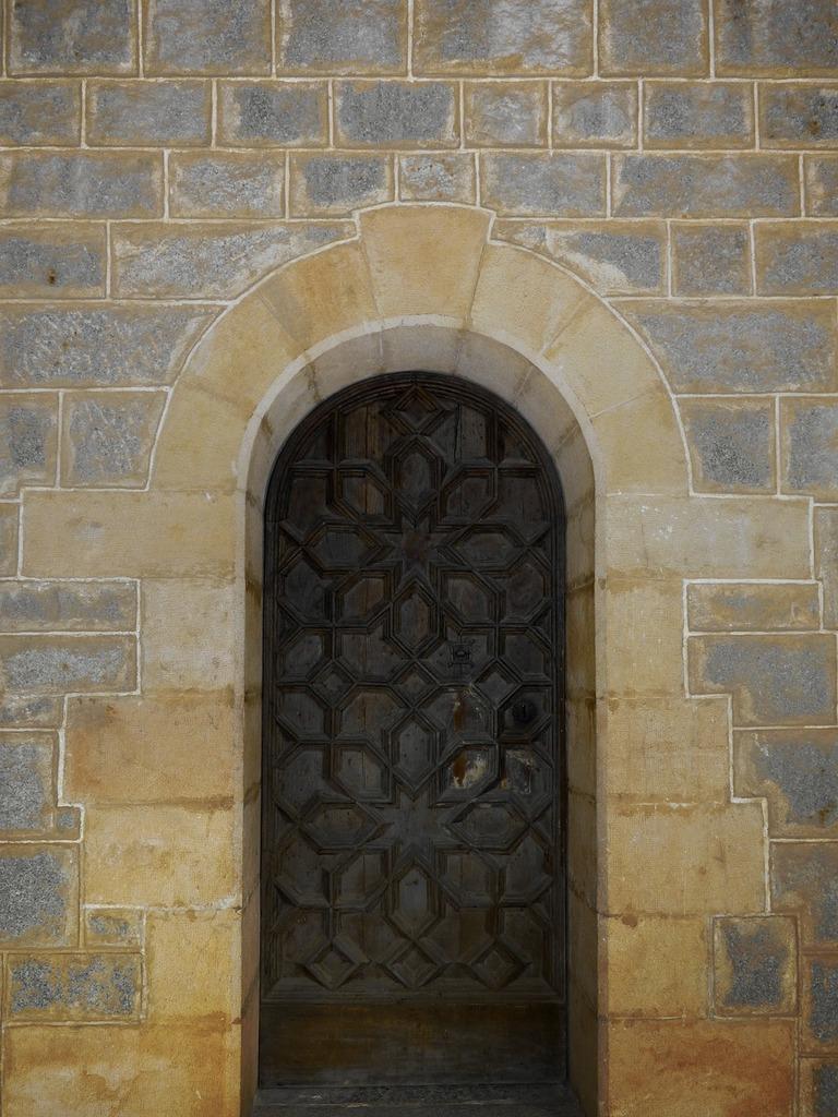 Castle door arc.