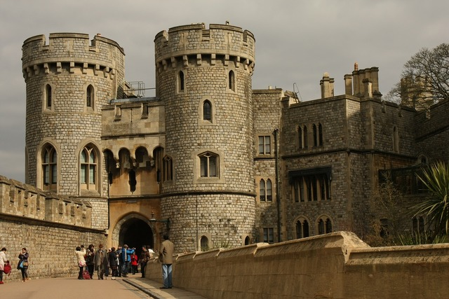 Castle england windsor castle.