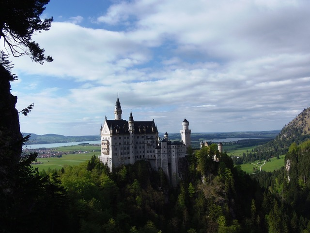 Castle germany neuschwanstein castle.
