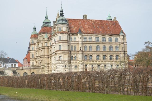 Castle güstrow mecklenburg.