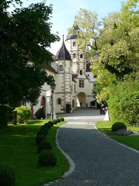 Castle haigerloch haigerloch castle, architecture buildings.