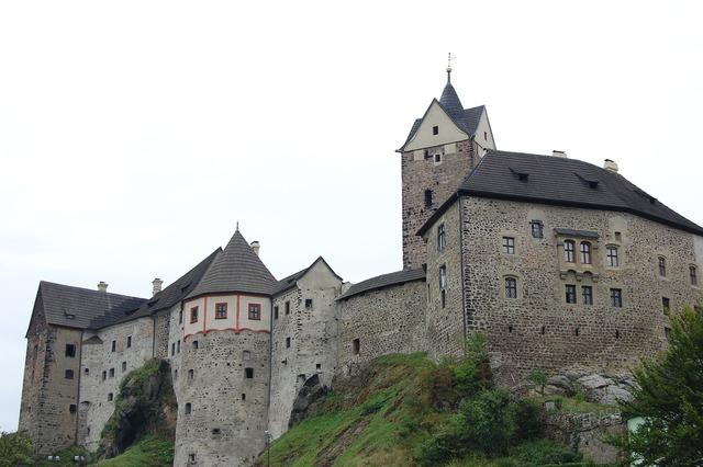 Castle hill monument, architecture buildings.