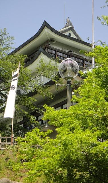 Castle japan building, architecture buildings.