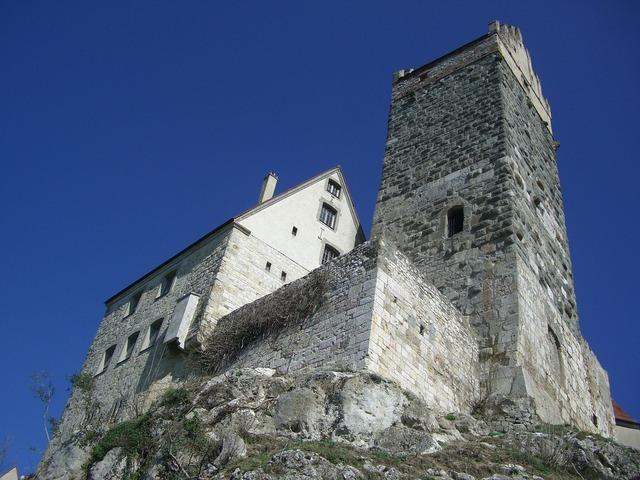 Castle katzenstein hohenstaufen castle.