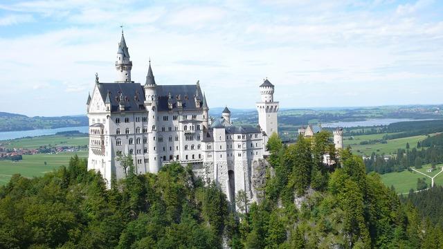 Castle kristin bavaria.