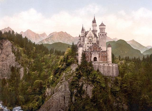 Castle kristin fairy castle.