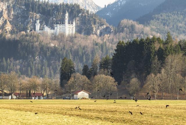 Castle kristin schwangau.