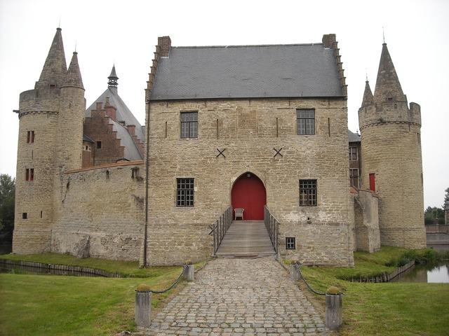 Castle lock medieval.