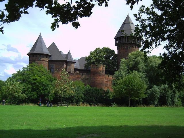 Castle lynn krefeld.