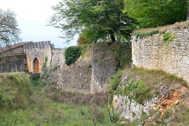 Castle medieval castle château de montréal.