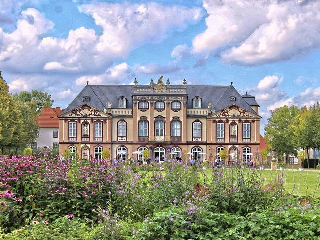 Castle molsdorf erfurt.