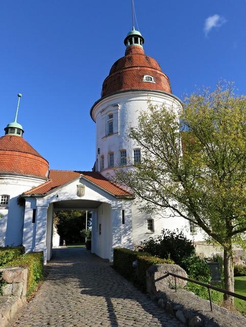 Castle nordborg denmark.