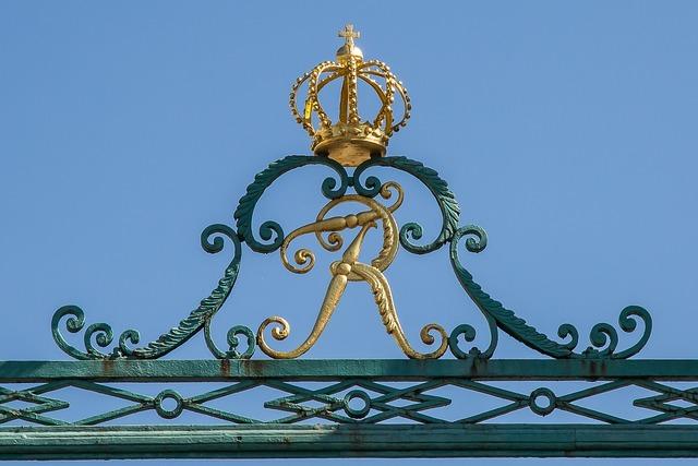 Castle ornament ludwigsburg palace.