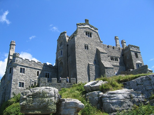 Castle places of interest historically.