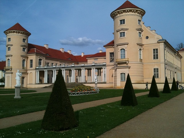 Castle rheinsberg brandenbrurg, architecture buildings.
