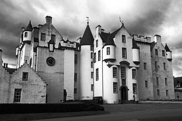 Castle scotland highlands and islands.