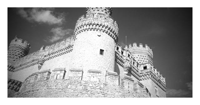 Castle spain monument, architecture buildings.