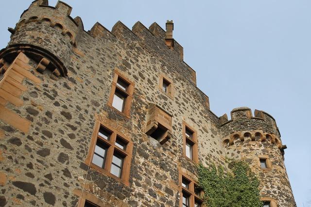 Castle staufenberg detail.