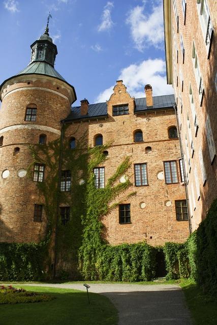 Castle sweden architecture, architecture buildings.