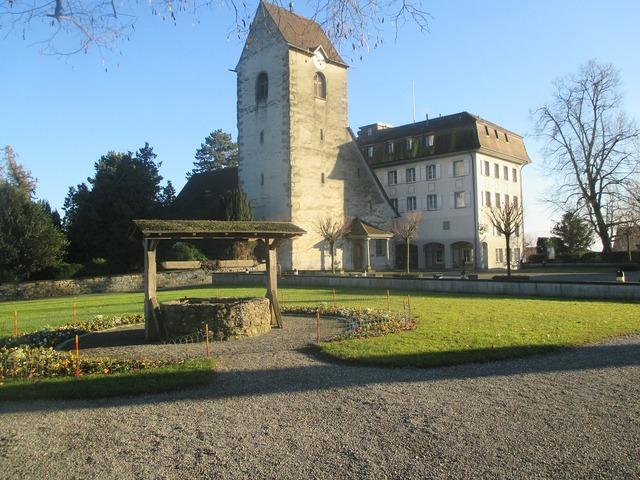 Castle tower architecture, architecture buildings.