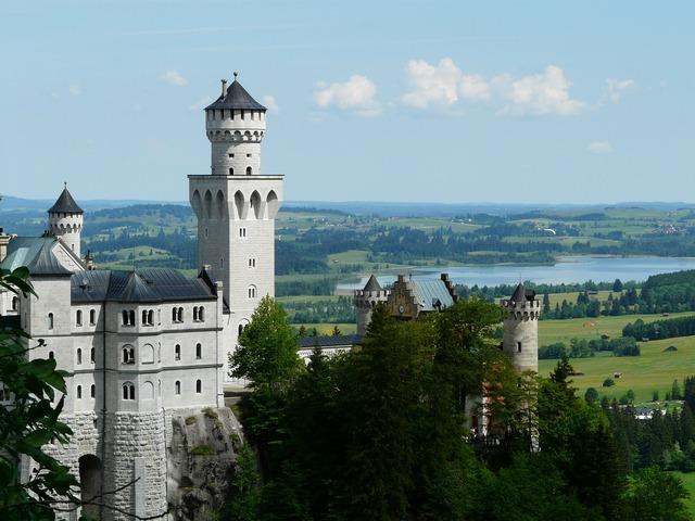 Castle tower kristin, architecture buildings.
