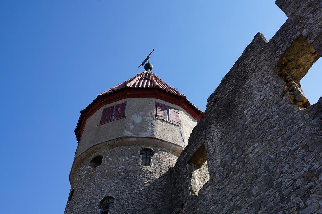 Castle tower tuttlingen.