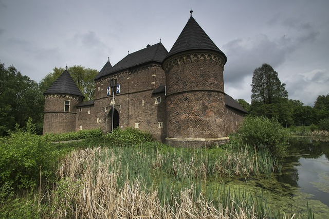 Castle vondern oberhausen.