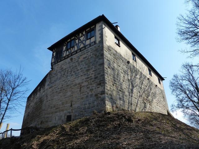 Castle wäscherburg washer lock castle, architecture buildings.