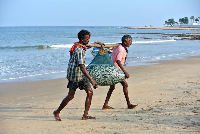 Catch fish fishermen, travel vacation.