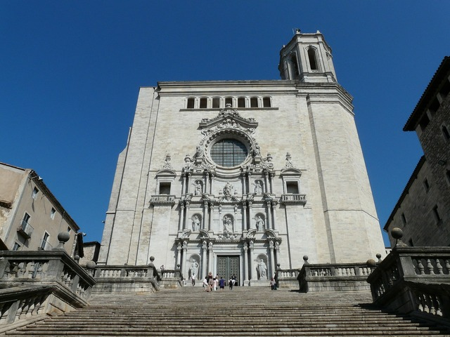Cathedral of santa maria santa maria baroque, architecture buildings.