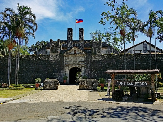Cebu philippines fort.