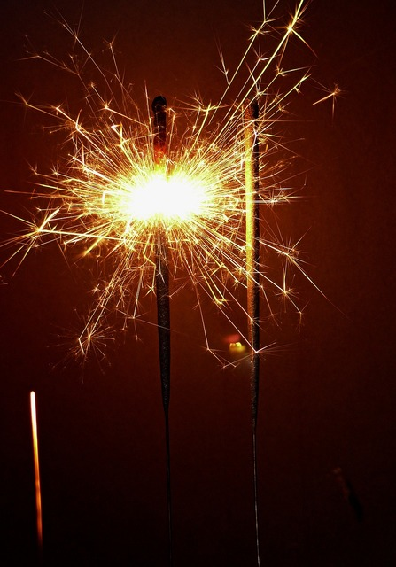 Celebration fire fireworks.