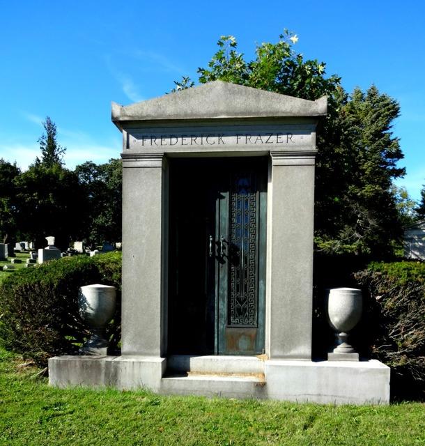Cemetery mausoleum old, architecture buildings.