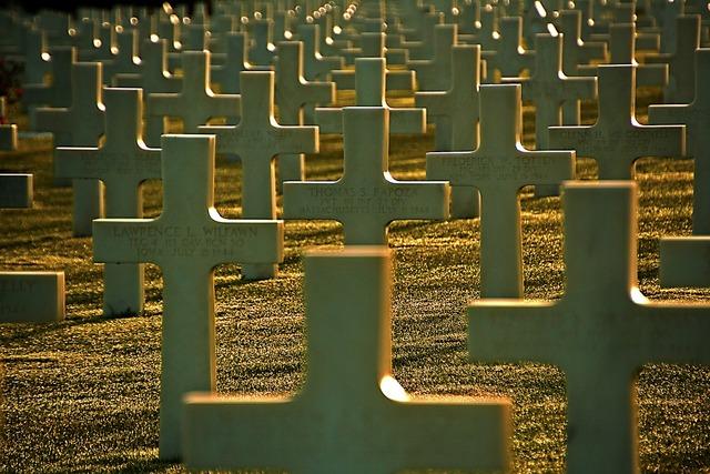 Cemetery omaha beach normandy.