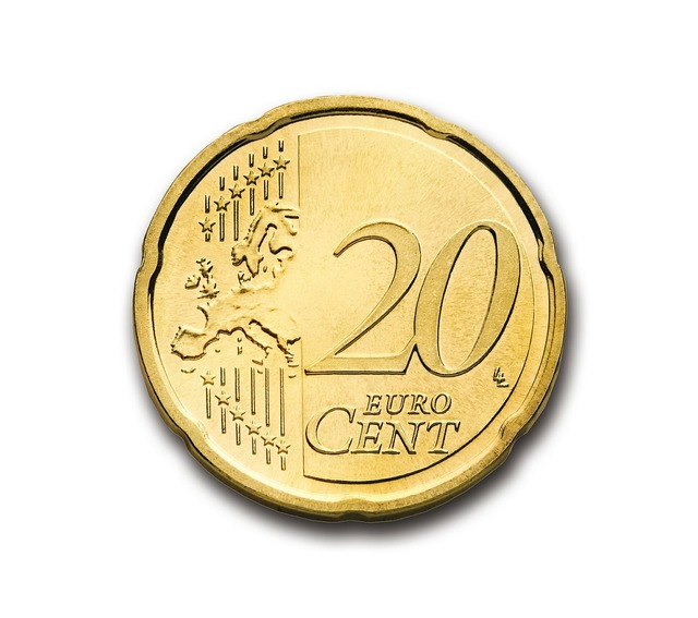 Cent 20 euro, business finance.