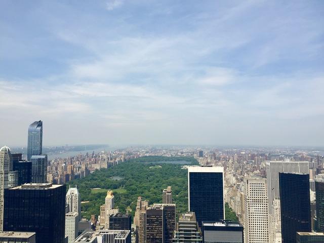 Central park new york manhattan.
