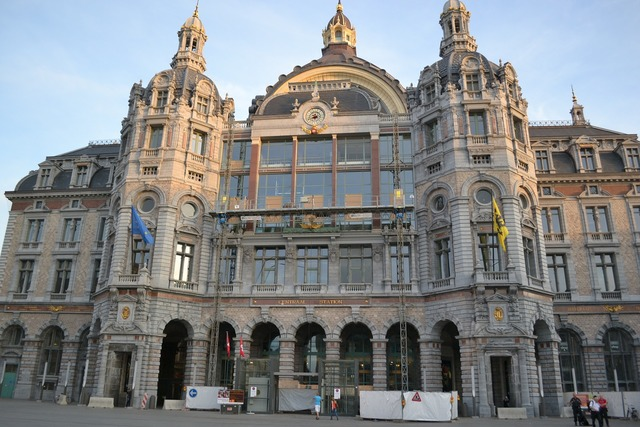 Central station antwerp architecture, architecture buildings.